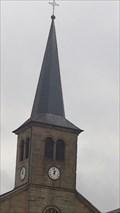 Image for Benchmarck Géodésique église de Jeuxey
