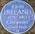 Image for John Ireland - Gunter Grove, London UK