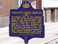 Image for Dunlap's Creek Bridge