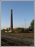 Image for Chimney of old Sugar Refinery - Prague