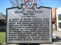 Image for Isaac Dockery (1832-1910) 1C 81
