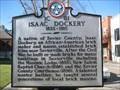 Image for Isaac Dockery (1832-1910) 1C 81
