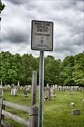 Image for Evergreen Cemetery -  Cumberland RI