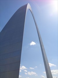 veritas vita visited USA Here and Now -Gateway Arch