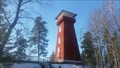 Image for The viewing tower at Vehoniemi - Kangasala, Finland