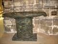 Image for Water Stoup - Canterbury Cathedral, Canterbury, Kent, UK