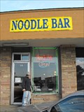 Image for Noodle Bar - Seaside, California