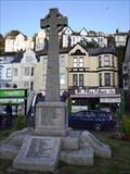 Image for Looe War Memorial Cornwall UK