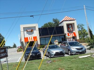Kfc S Jefferson Ave Cookeville Tn Kentucky Fried Chickenkfc