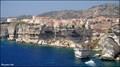 Image for Bonifacio from limestone cliffs (Corsica)