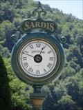 Image for Sardis Town Clock - Sardis, OH