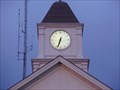 Image for City Hall Clock - Spring Hill, TN