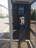 Image for Payphone / Telefonni automat - nam. T. G. Masaryka, Moravska Trebova, Czech Republic