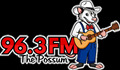 """Image for """"WPWT 96.3 The Possum"""" ~ Colonial Heights, Tennessee - USA."""