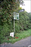 Image for A429 Fosse Way Milepost, Halford, Warwickshire, UK