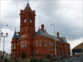 Image for Tourism - Pierhead Building - Cardiff Bay, Wales.