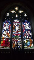 Image for Stained Glass Windows - St Margaret of Antioch - South Elmham St Margaret, Suffolk