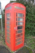 Image for Red Telephone box - Maxstoke, Warwickshire, B46 2QF