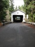 Image for Belknap Bridge - Lane County, Oregon