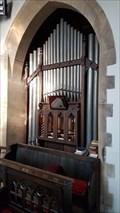 Image for Church Organ - All Saints - Harmston, Lincolnshire