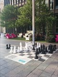 Image for 1001 Woodward Building Chess sets - Detroit Michigan