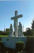 Image for The Crucifixion Scene - St. Francis Borgia Catholic Cemetery - Washington, MO