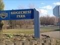 Image for Ridgecrest Park Skatepark - Webster, NY