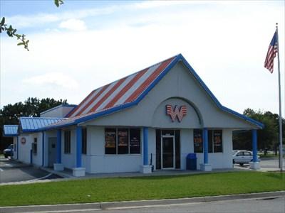 Whataburger - Phillips Hwy - Jacksonville, FL - Burger Shops