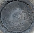 Image for Orange County Surveyor 18-104-04 Benchmark - Anaheim, CA