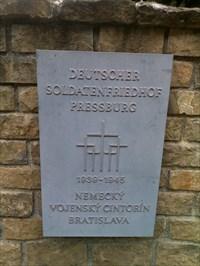 German Military Cemetery - Bratislava, Slovakia - World War II