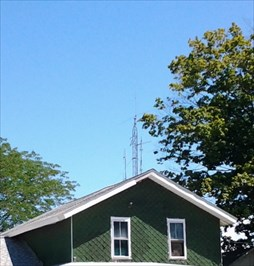 N3KQE Amateur Radio Repeater - Fairview, PA Pic 2