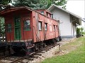 Image for B&O caboose C-398 - Avon, Ohio