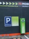 Image for Electric Car Charging Station - CEZ Prague 4, Czech Republic