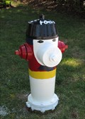 Image for War of 1812 Hydrants - Amherstburg, Ontario