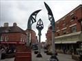 Image for The Darwin Gate - Shrewsbury, Shropshire, UK.