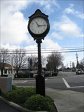 Image for Washington Manor Clock - San Leandro, CA