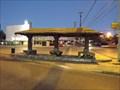 Image for Tree Bus Shelter - San Antonio Texas