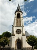 Image for Bell Tower of Roman Catholic Church St. Martin Flerzheim - NRW / Germany