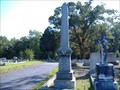 Image for Williamston Cemetary Obelisk-Williamston,SC