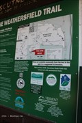 Image for You Are Here - Weathersfield Trailhead Kiosk - Weathersfield, VT