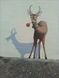 Image for Doug The Deer Mural - Siloam Springs AR