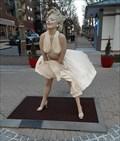 Image for Marilyn Monroe - National Harbor, MD