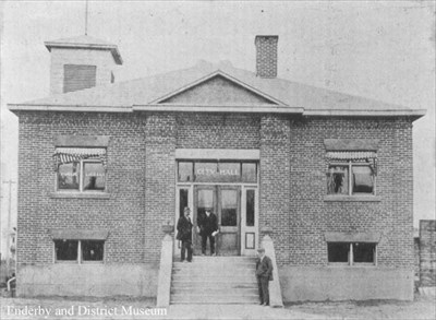 City Hall-Fire Hall - 1912