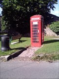 Image for Felton's Grade II listed 'phone box.