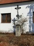 Image for Christian Cross - Hlavenec, Czech Republic