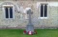 Image for ALL SAINTS CHURCH WWI WAR MEMORIAL, LITTLE BOOKHAM, SURREY UK