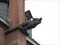 Image for Gargoyles around the Stiftskirche (Neustadt an der Weinstraße) - RLP / Germany