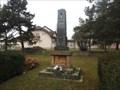 Image for Pomnik Obetem 1. svetove valky - Svatoborice-Mistrín, Czech Republic