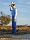 Image for Cowboy Muffler Man - Sherman, TX