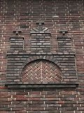 Image for Hamburg-Wappen an der Schule Lienaustraße - Hamburg, Germany